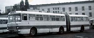 Икарус-180 маршрута №10 в АП №2