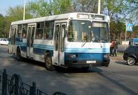 ЛАЗ-52523 возле ст м 'Лесная'